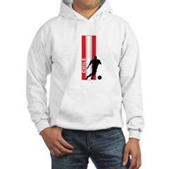 CHILE SOCCER 2 Hoodie