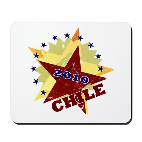 CHILE SOCCER 5 Mousepad