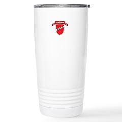 DENMARK SOCCER Travel Mug