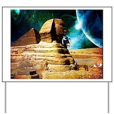 Cool Egypt Yard Sign