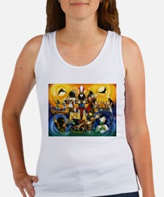 Unique Ancient egyptian Women's Tank Top