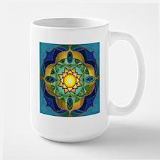Joy Compass Large Mug