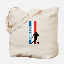 ENGLAND FOOTBALL 3 Tote Bag