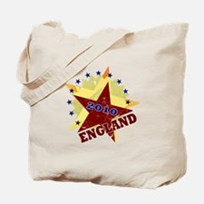 ENGLAND FOOTBALL 4 Tote Bag