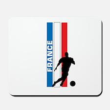 FRANCE FOOTBALL 3 Mousepad