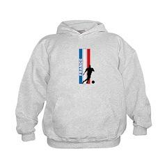 FRANCE FOOTBALL 3 Hoodie