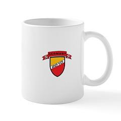 GERMANY FOOTBALL Mug