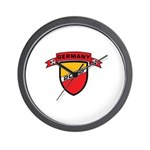 GERMANY FOOTBALL Wall Clock