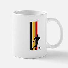 GERMANY FOOTBALL 2 Mug