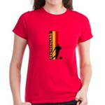 GERMANY FOOTBALL 3 Women's Dark T-Shirt