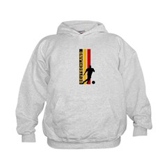 GERMANY FOOTBALL 3 Hoodie