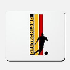 GERMANY FOOTBALL 3 Mousepad