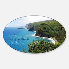 Big Island Hawaii Decal Decal