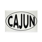 Cajun Zydeco Rectangle Magnet