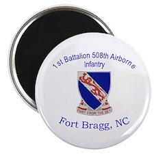 1st Bn 508th ABN Magnet
