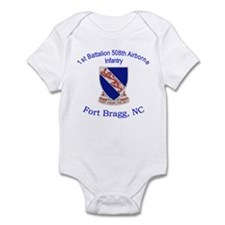 1st Bn 508th ABN Infant Bodysuit