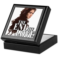 End of Love Keepsake Box