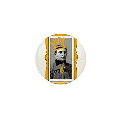 Honus Wagner Baseball Card Mini Button (10 pack)