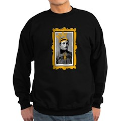 Honus Wagner Baseball Card Sweatshirt