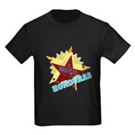 HONDURAS FUTBOL 4 Kids Dark T-Shirt