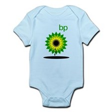 BP Oil... Slick Infant Bodysuit