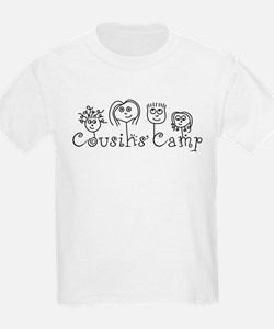 Cousins Camp T-Shirt