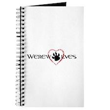 Werewolves Love Journal