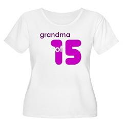 Grandma Nana Grandmother Shir T-Shirt