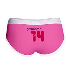 Grandma Nana Grandmother Shir Women's Boy Brief