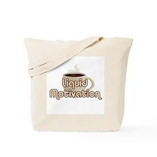 Liquid Motivation Coffee Love Tote Bag