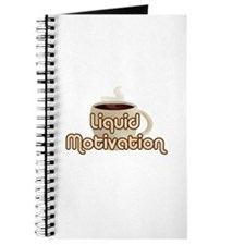Liquid Motivation Coffee Love Journal
