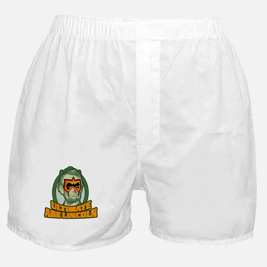 Ultimate Abe Lincoln Boxer Shorts