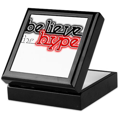 Believe the Hype Keepsake Box