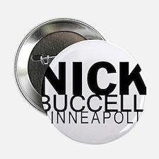 "Nick Buccelli Minneapolis 2.25"" Button (10 pack)"