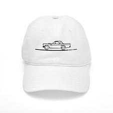 1957 Thunderbird Hard Top Baseball Cap