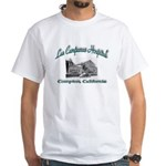 Las Campanas Hospital White T-Shirt