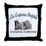 Las Campanas Hospital Throw Pillow