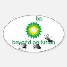 Beyond Pollution Decal