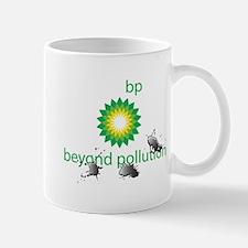 Beyond Pollution Mug