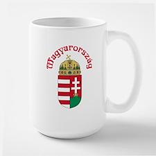 Hungary Large Mug