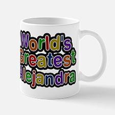 Worlds Greatest Alejandra Mugs