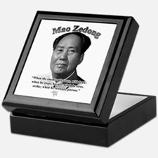 Mao Zedong 01 Keepsake Box