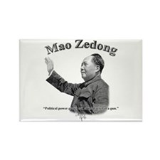 Mao Zedong 03 Rectangle Magnet