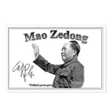 Mao Zedong 03 Postcards (Package of 8)