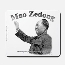 Mao Zedong 03 Mousepad