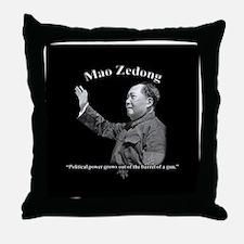 Mao Zedong 03 Throw Pillow