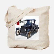 Cute Model Tote Bag