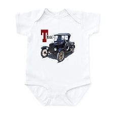 Funny Model a ford Infant Bodysuit