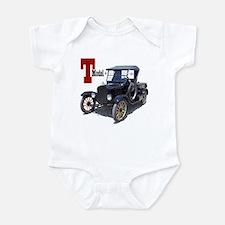 Cute Ford model a Infant Bodysuit