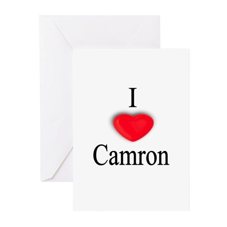 Camron Greeting Cards (Pk of 10)